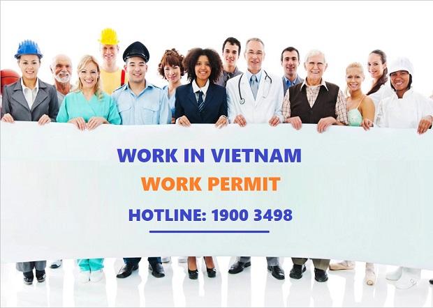 Thủ tục xin cấp giấy phép lao động trực tuyến nhanh chóng