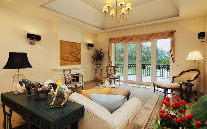 Combo Bình An Village Resort 2N1Đ