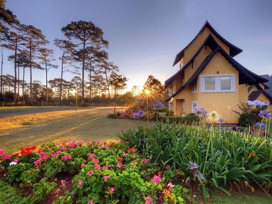 Đà Lạt Bình An Village Resort