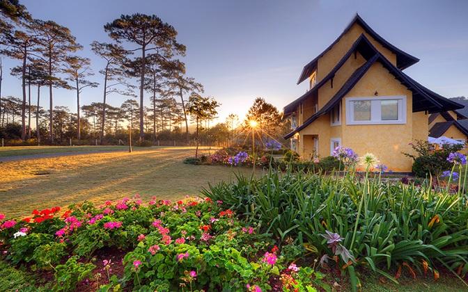 Combo Đà Lạt Bình An Village Resort