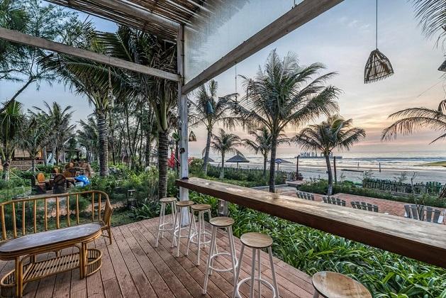 Combo Hòn Bà Lagi Beach Resort