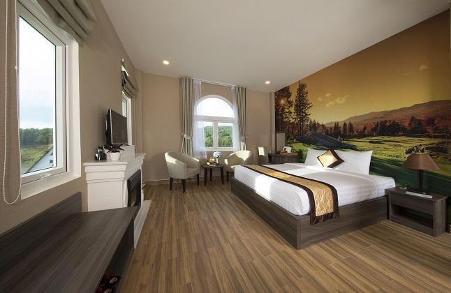 Combo Honeymoon Đà Lạt Wonder Resort