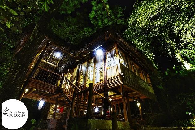 Jungle Lodge Pù Luông