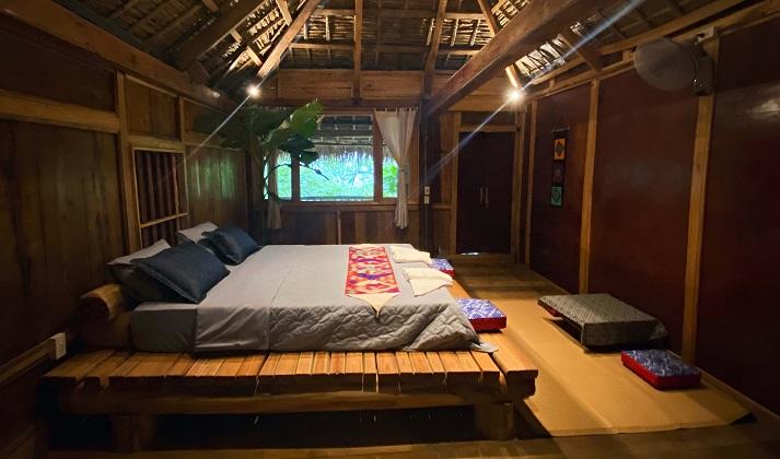 Combo Jungle Lodge Pù Luông