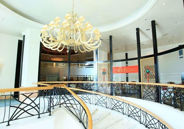 Combo buffet khách sạn daewoo