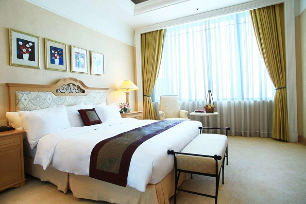 Combo khách sạn Daewoo Hà Nội
