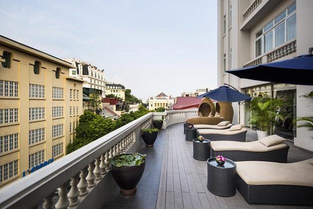 Combo Khách sạn De L'Opera Hà Nội