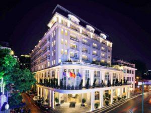 Combo Hà Nội O'Gallery Premier Hotel & Spa 2N1Đ + Vé máy bay