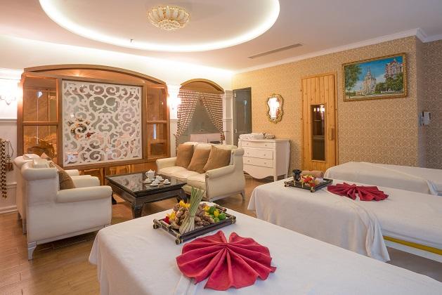 Combo Khách sạn Galina Nha Trang