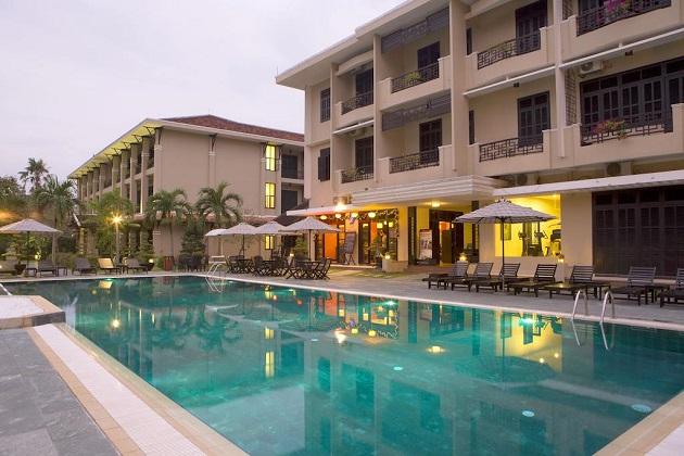 Combo Khách sạn Hội An Historic trọn gói