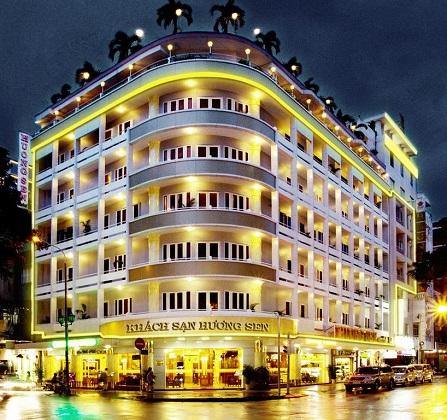 Combo Khách sạn Hương Sen Sài Gòn