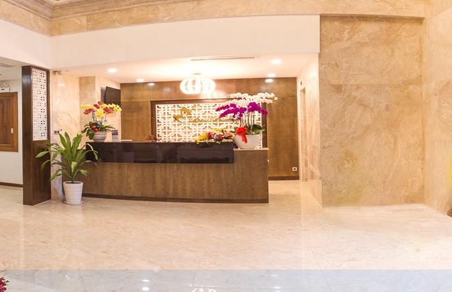 Combo Khách sạn Lotus Boutique Sài Gòn