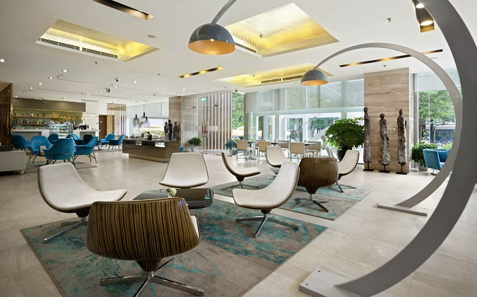 Combo Khách sạn Novotel Suites Hà Nội