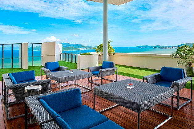 Khách sạn Sheraton Nha Trang gần biển