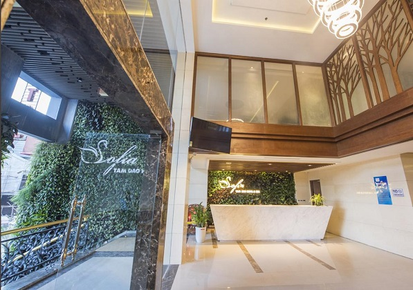 Combo Khách sạn Sofia Tam Đảo