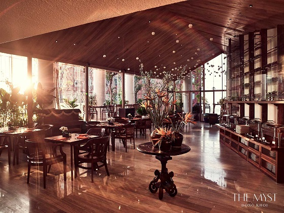 Combo Khách sạn The Myst Đồng Khởi