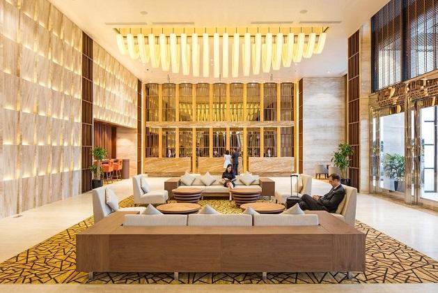 Khách sạn Wyndham Ledgend Hạ Long