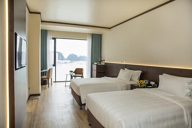 Combo Thủy phi cơ Hạ Long + Khách sạn