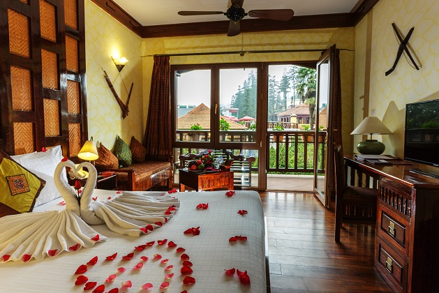 Combo Victoria Sapa Resort & Spa 2 ngày 1 đêm