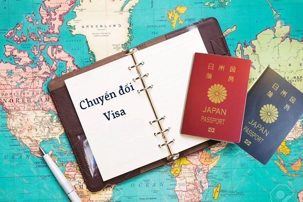 Dịch vụ chuyển đổi mục đích visa cho người nước ngoài | Uy tín, hiệu quả
