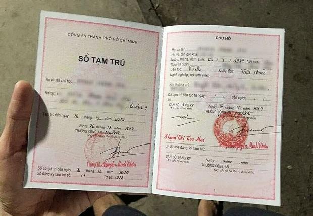 Hướng dẫn đăng ký tạm trú cho người nước ngoài | Thủ tục đơn giản