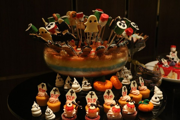 Combo Halloween Nikko Sài Gòn