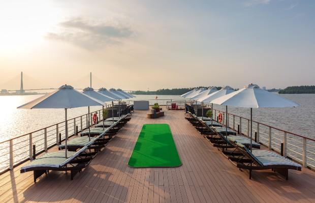 Tour du lịch Miền Tây 3 ngày 2 đêm | Trải nghiệm du thuyền Victoria Mekong 4* sang trọng