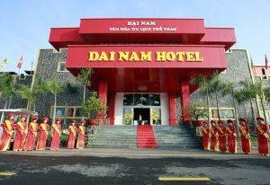 Khách sạn Đại Nam Bình Dương