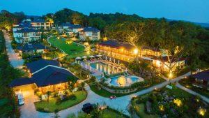 Combo Phú Quốc Camia Resort & Spa 3N2Đ + Vé máy bay