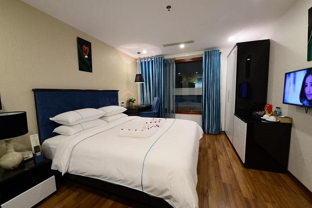 Combo 2N1Đ Hanoi Emerald Waters Hotel