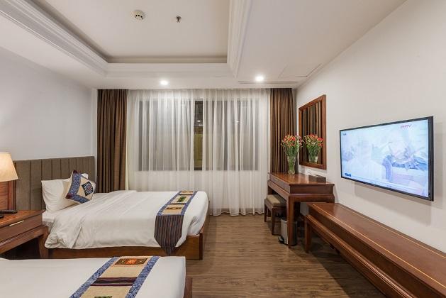 Combo Honeymoon Khách sạn Bamboo Sapa