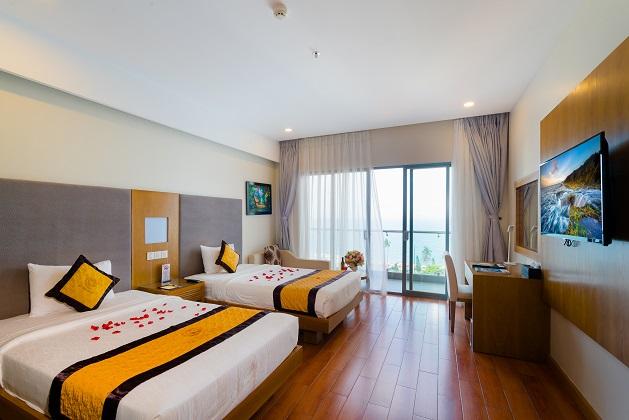 Combo Khách sạn Cách ly Nha Trang