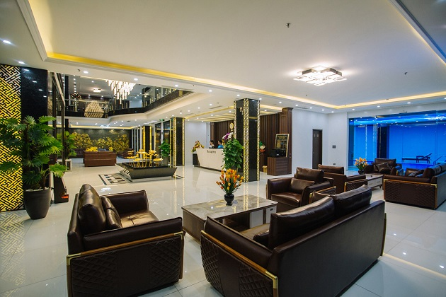 Khách sạn cách ly Quảng Ninh