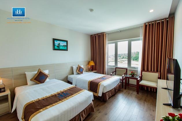 Combo Khách sạn cách ly Quảng Ninh