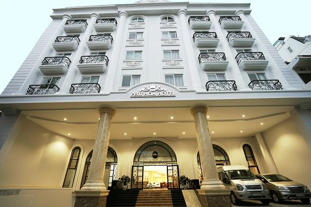 Combo Khách sạn Đà Lạt Phú Hòa Grand
