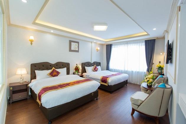 Combo Khách sạn Đà Lạt Queen TT