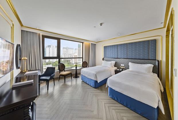 Khách sạn Hà Nội Dolce Golden Lake