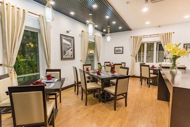 Combo Khách sạn Hội An Le Pavillon Central Villa