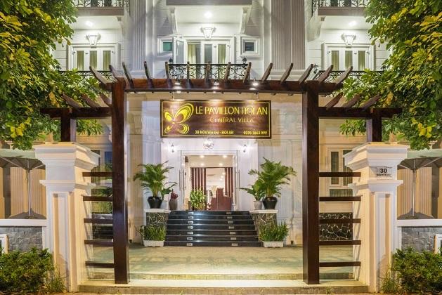 Khách sạn Hội An Le Pavillon Central Villa