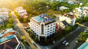 Combo Hội An Khách sạn Le Pavillon Paradise 2N1Đ + Vé máy bay