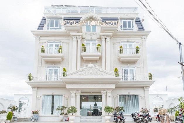 Combo Khách sạn Đà Lạt La Vie En Rose