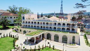 Combo Đà Lạt 5 sao Khách sạn Palace Convention 3N2Đ + Vé máy bay