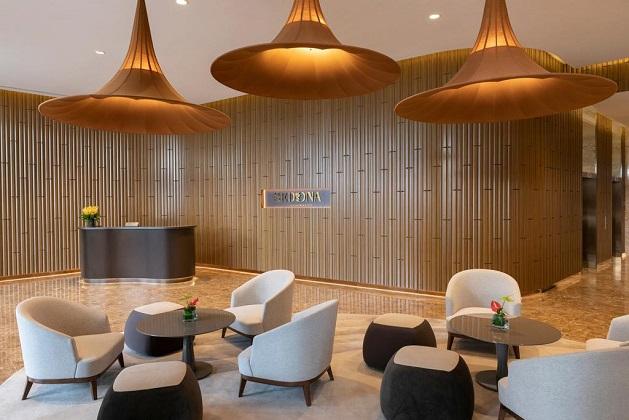 Combo Khách sạn Sedona Suites Hồ Chí Minh