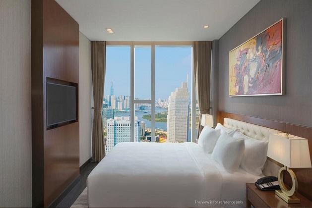 Combo Hồ Chí Minh Khách sạn Sedona Suites