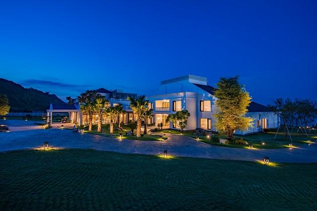 Combo Ninh Bình The Filve Villa Resort
