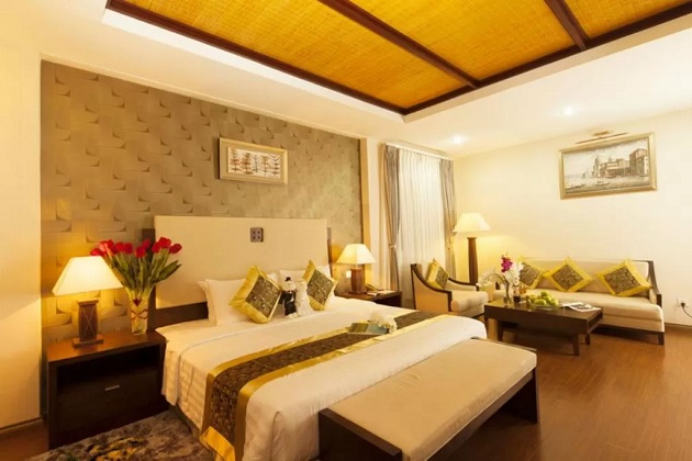 Combo Vũng Tàu Seaside Resort 2N1Đ