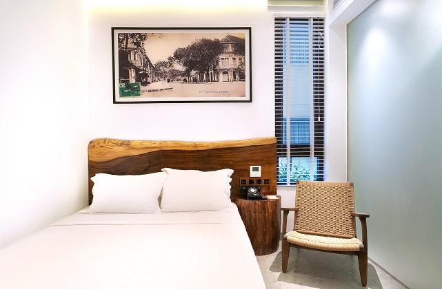 Khách sạn cách ly Sài Gòn