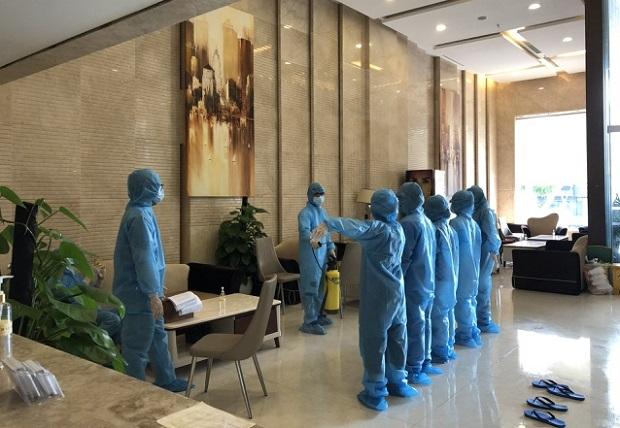 Hỗ trợ người nước ngoài có công ty ngoại tỉnh nhập cảnh và cách ly tại Hà Nội & Tp Hồ Chí Minh