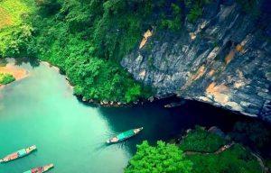 Những khu du lịch Quảng Bình không thể không check in