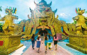 Khu du lịch Đại Nam: Công viên giải trí đỉnh cao không phải ai cũng biết